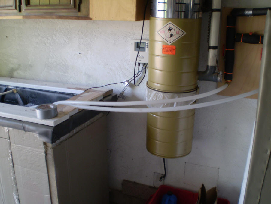 Mike 39 S 1k Solar Water Heating System