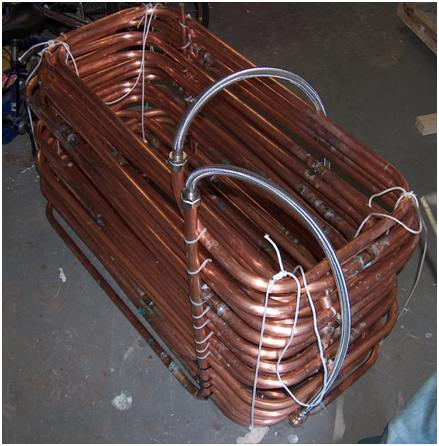 Neil S Uk Version Of The 1k Solar Water Heating System