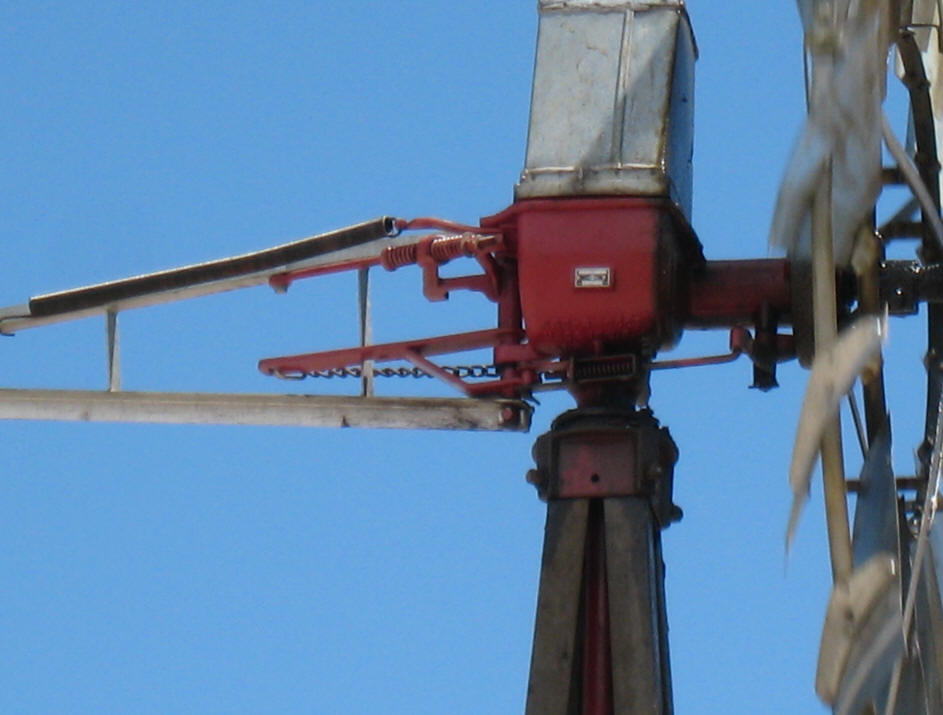 dempster water pumping windmill pictures