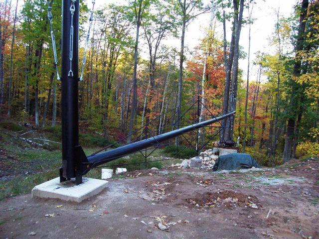 Tom S Turbine Tower Rasing System