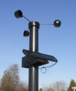 DIY windmeter to measure and record wind speeds. The experts recommend ...