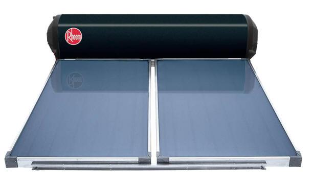 rheem solar hot water manual